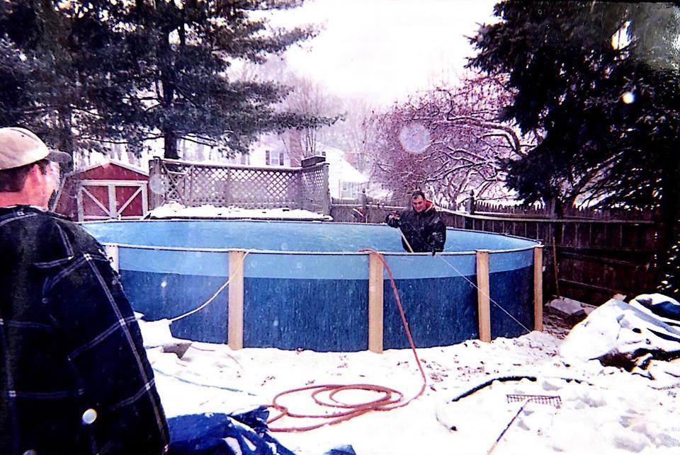 Mr Pool & Spa Inground Pool Building