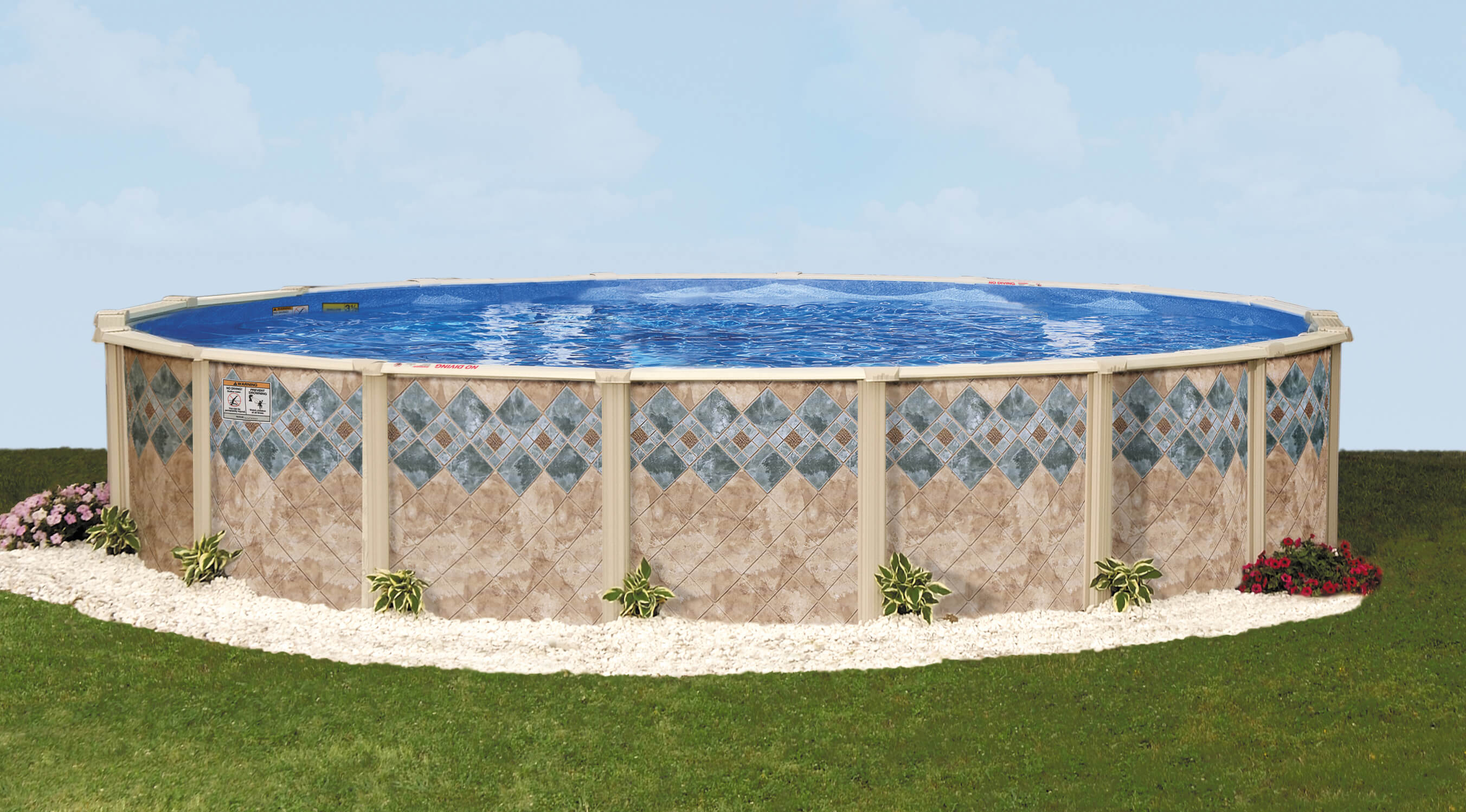 This Is A Photo Of An Above Ground Pool. Pool Store MA.